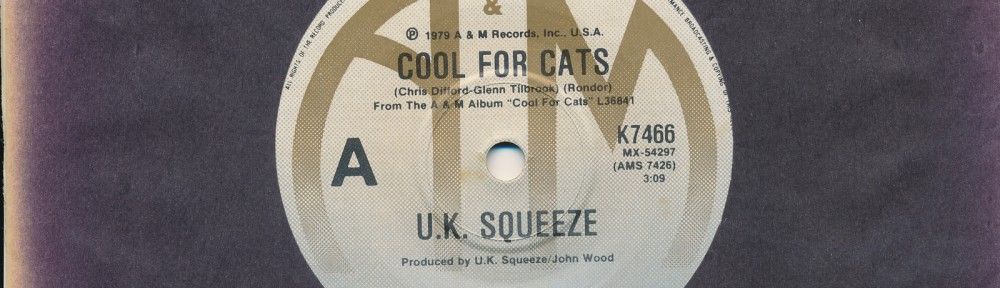 """Cool For Cats - Australia - 7"""""""