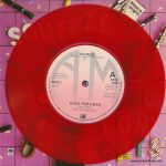 "Cool For Cats - UK - 7"" - picture sleeve - clear red vinyl"