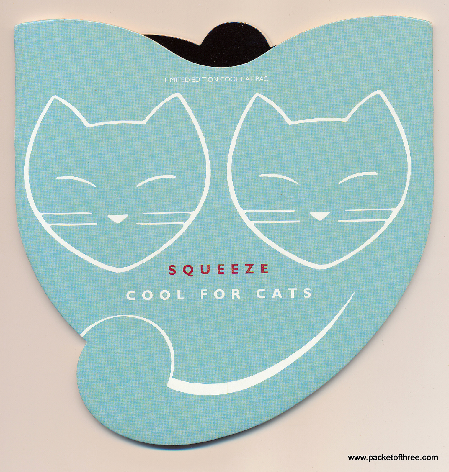 Cool For Cats - CD Single - cat pack
