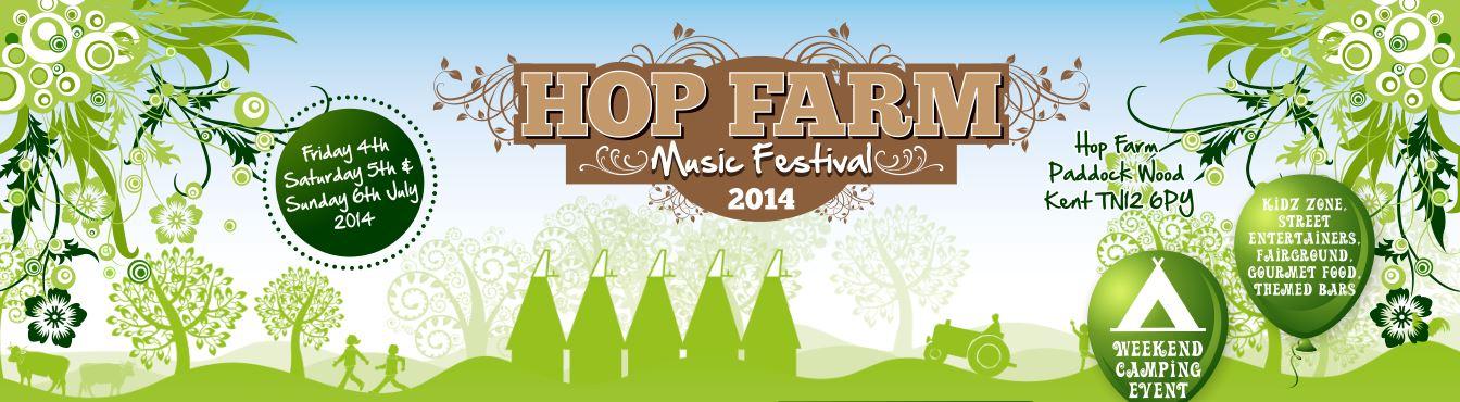 2014-07-05 Hop Farm