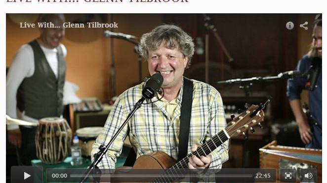 2014-10-08 Glenn Live on Vintage TV