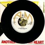"Another Nail In My Heart - Portugal - 7"" - Picture Sleeve"