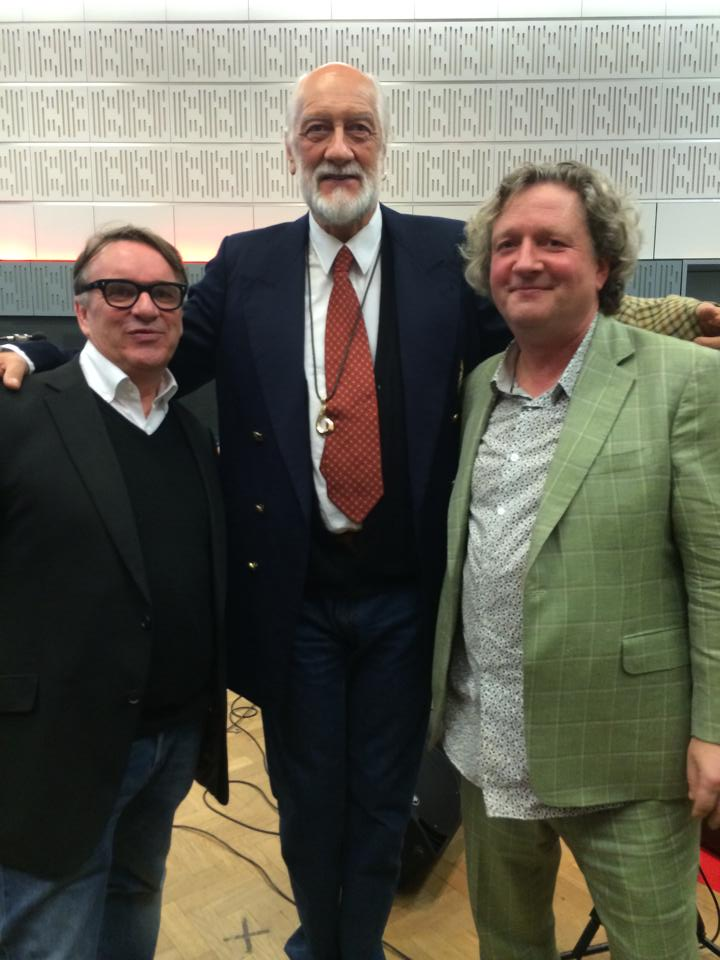 2014-11-07 Loose Ends with Mick Fleetwood