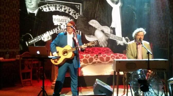 2014-11-14 Edinburgh Billy Cowie