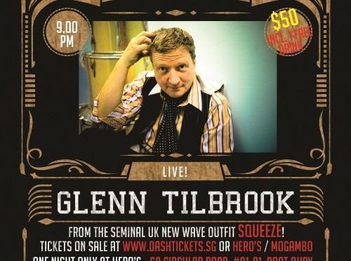 2015 Glenn Australia Tour