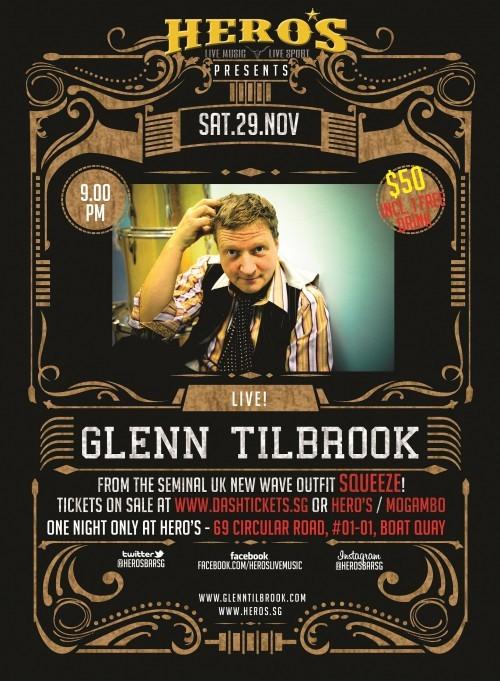 2014 Glenn Australia Tour