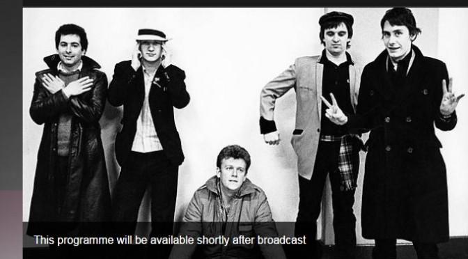 BBC4 Hitchin Squeeze Concert