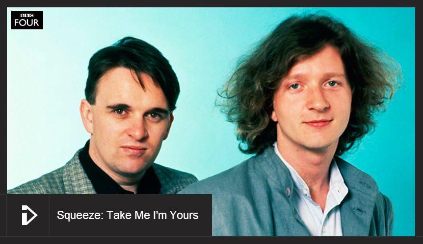Squeeze Take Me I'm Yours - Bob Smeaton Documentary