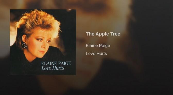 The Apple Tree Elaine Page