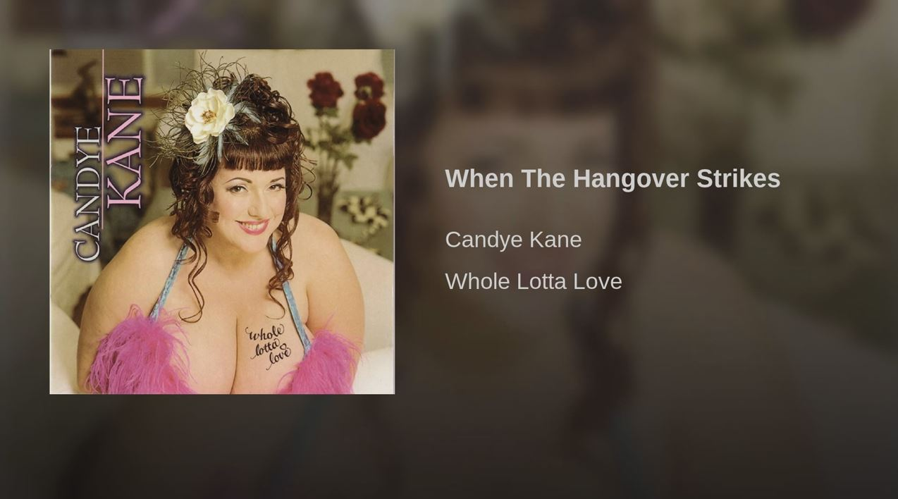 Candye Cane - When The Hangover Strikes