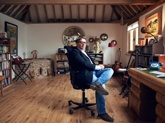Mr Difford at Home by Hal Shinnie