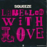 "Labelled With Love - UK - 7"" - withdrawn picture sleeve"