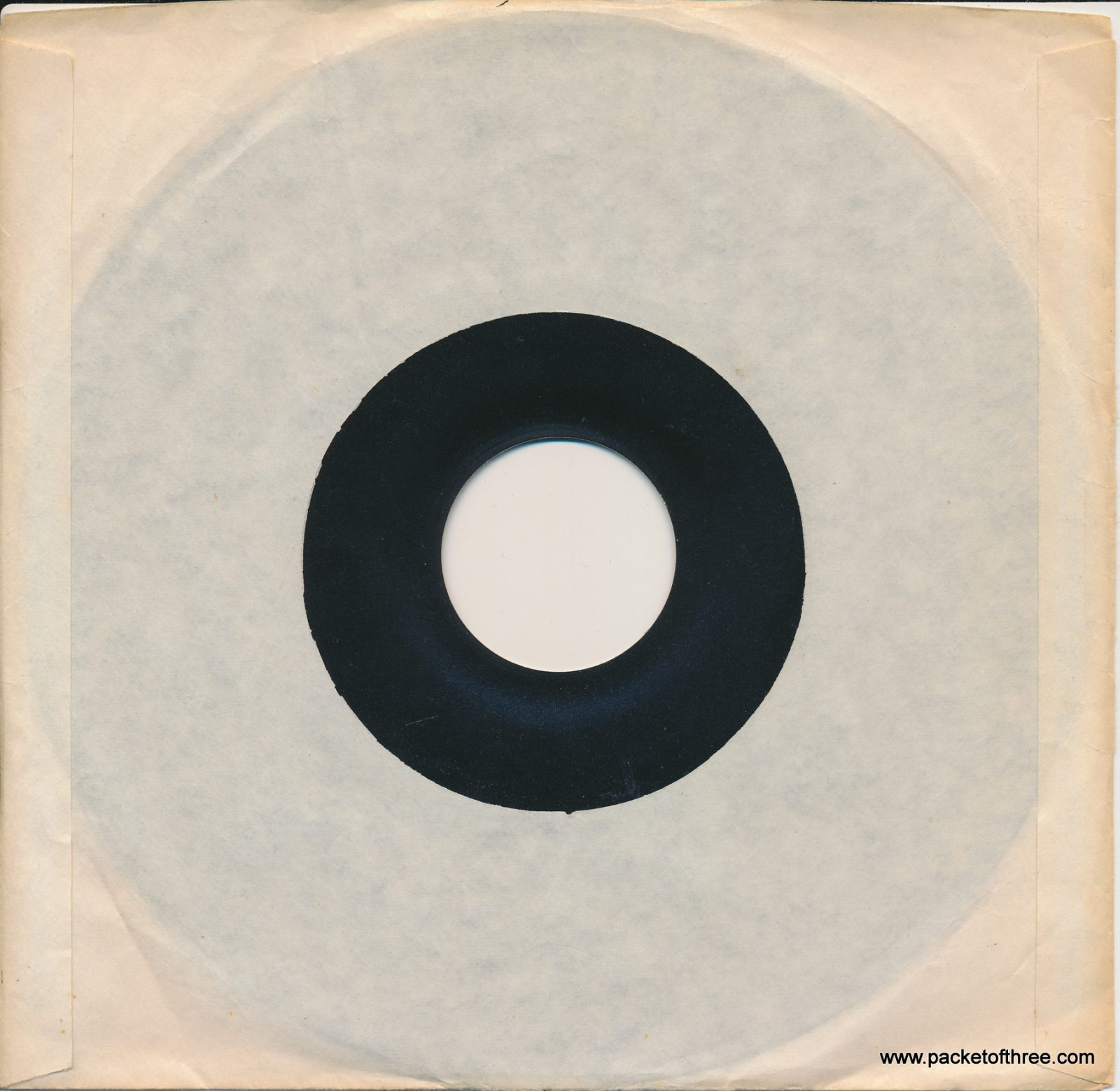 """When The Hangover Strikes - USA - 7"""" - once sided test pressing"""