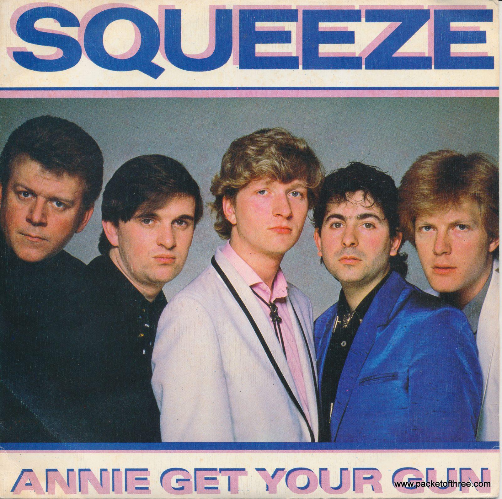 "Annie Get Your Gun - Spain - 7"" - picture sleeve"