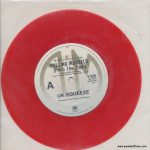 """Pulling Mussels (From the Shell) - Australia - 7"""" - red vinyl - plastic sleeve"""