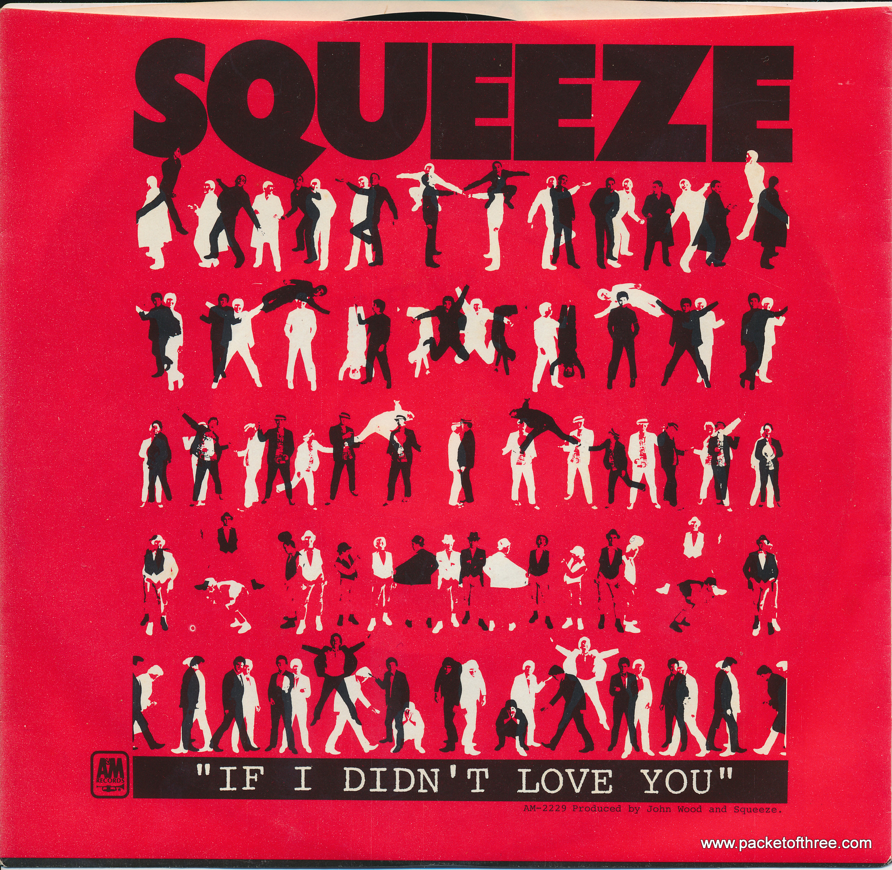 If I Didn T Love You Usa 7 Picture Sleeve Packet