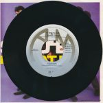 "Is That Love - Netherlands - 7"" - picture sleeve"