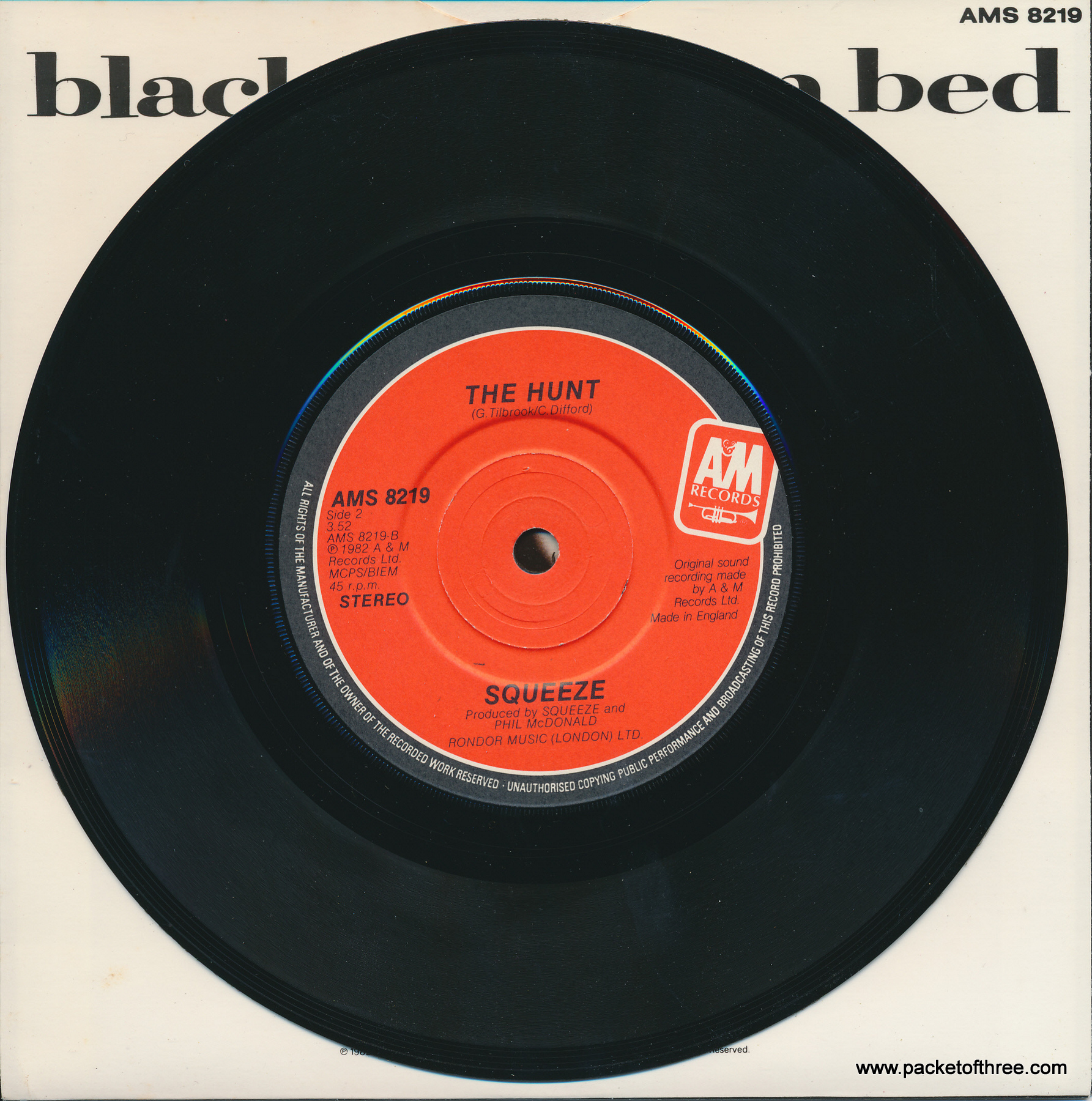 Song Black Coffee In Bed By Squeeze