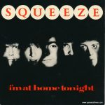 "I'm At Home Tonight - UK - 7"" - picture sleeve"
