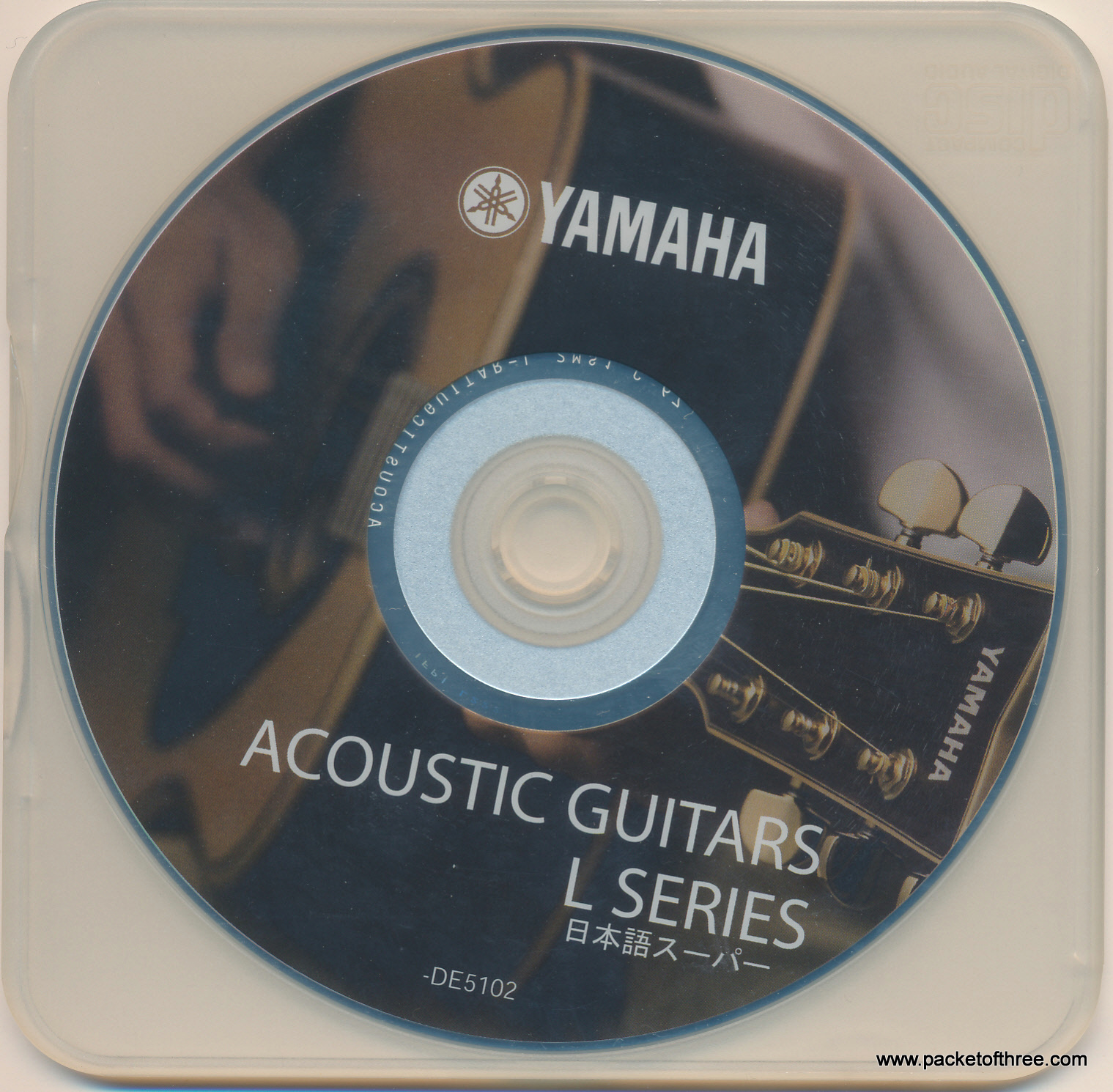 Yamaha Guitars L Series with Glenn Tilbrook