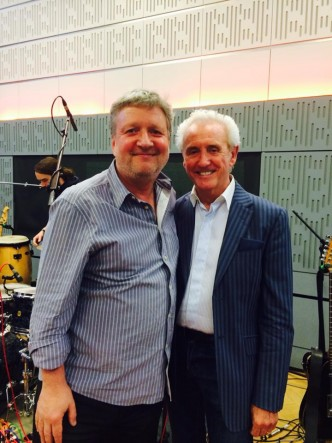 Glenn Tilbrook and Tony Christie on Loose Ends