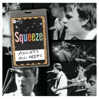 Squeeze Access All Areas