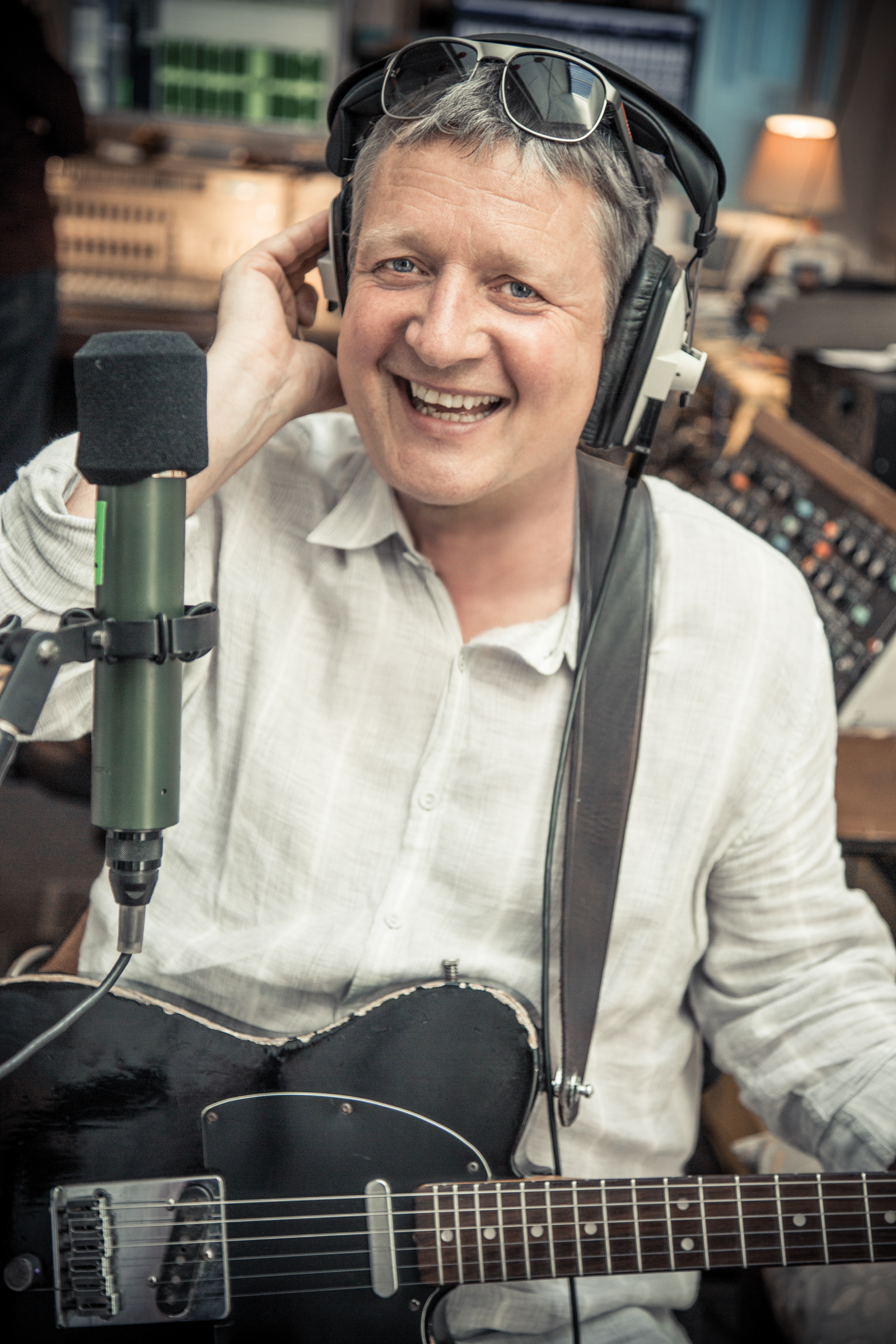 Glenn Tilbrook by Rob O'Connor