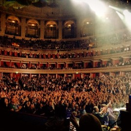2015-10-15 Squeeze live at the RAH