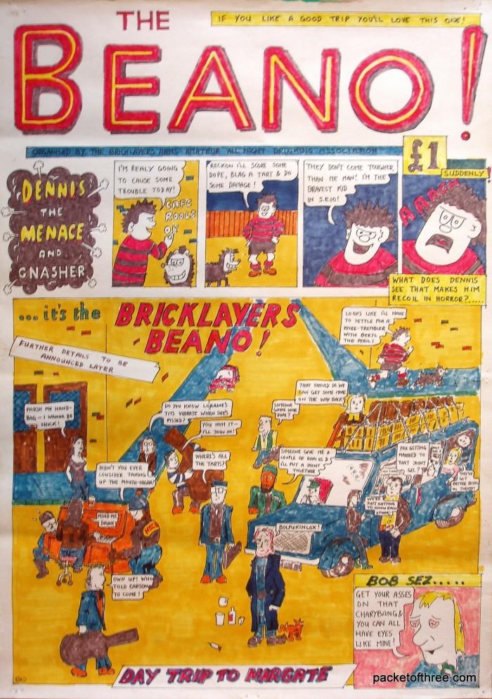 The Deptford Had a Beano
