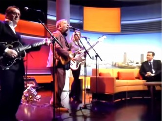 Strings for Lupus - Squeeze on Andrew Marr