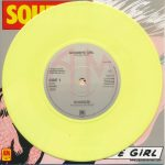 "Goodbye Girl - UK - 7"" yellow vinyl picture sleeve"