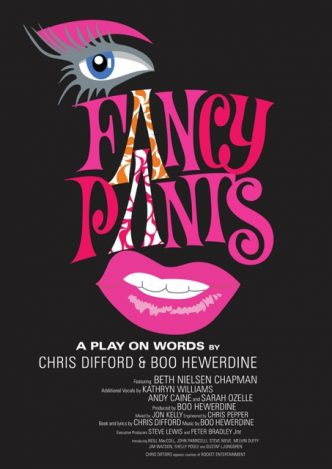 Fancy Pants Poster