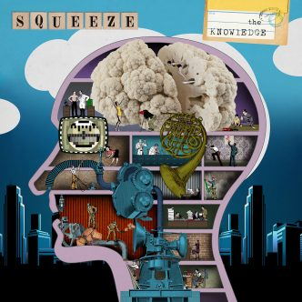 Squeeze - The Knowledge - artwork-