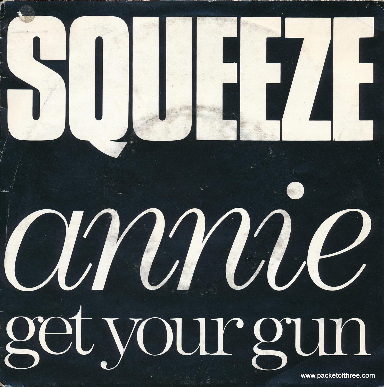 """Annie Get Your Gun - Netherlands - 7"""" - picture sleeve"""