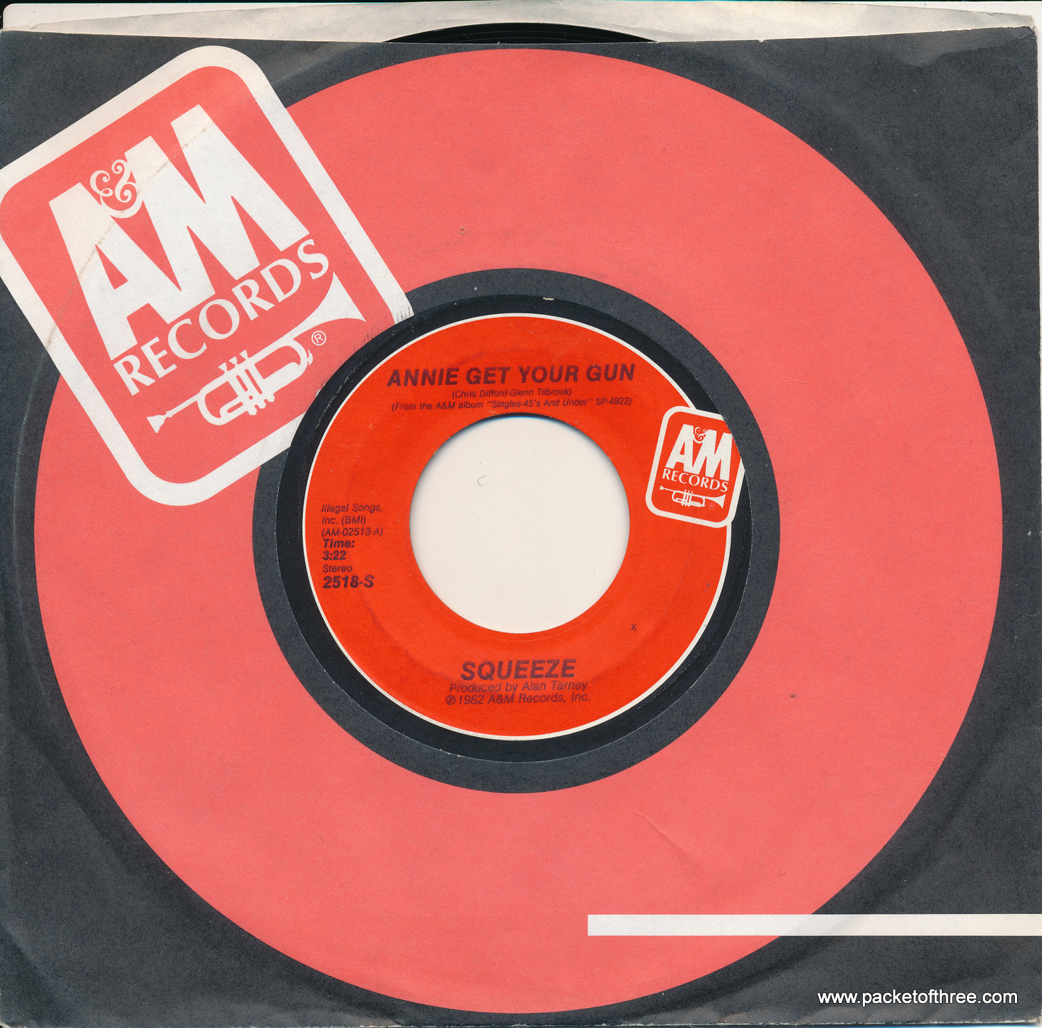 Annie Get Your Gun - USA - 7""