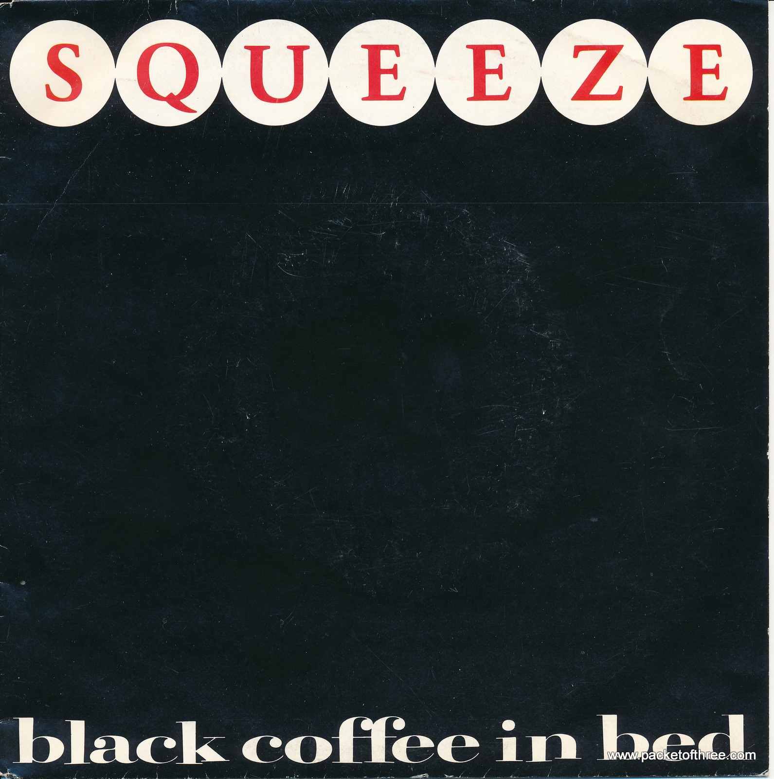 Black Coffee In Bed - Netherlands - picture sleeve