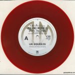 """Pulling Mussels (From the Shell) - Austrailia - dark red vinyl - 7"""""""