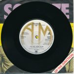 "Up the Junction - UK 7"" - picture sleeve - brown labels"