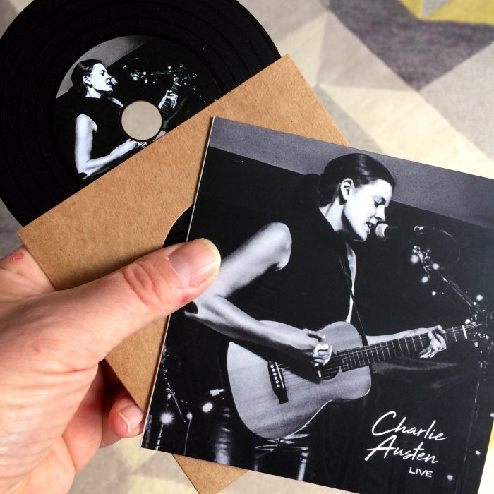 Charlie Austen Live - CD