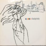 "Squeeze - Footprints - UK - 12"" - picture sleeve"
