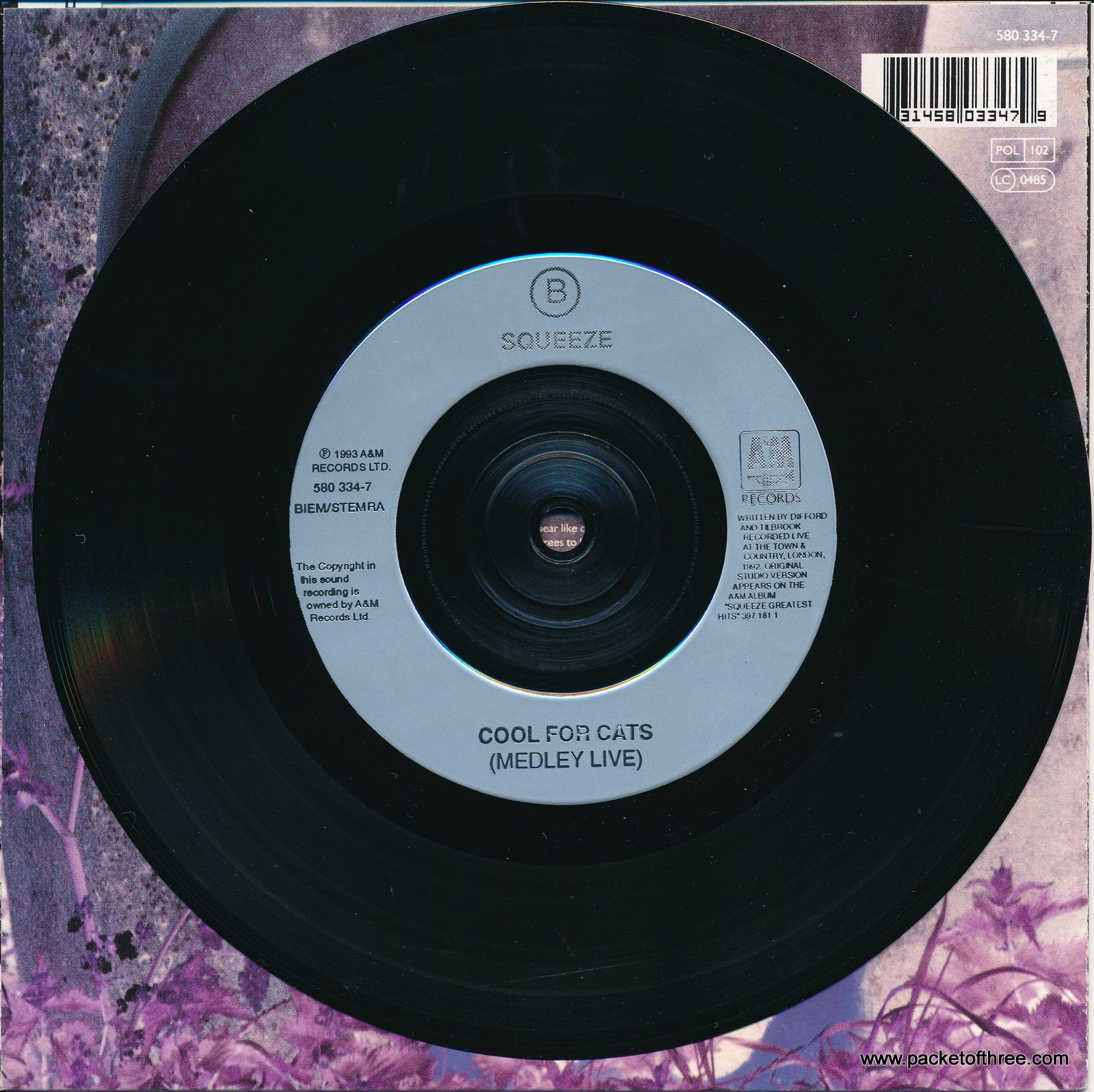 "Squeeze - Third Rail - UK - 7"" - picture sleeve_0001"