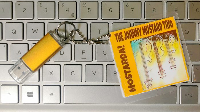 The Johnny Mustard Trio - Mostarda!